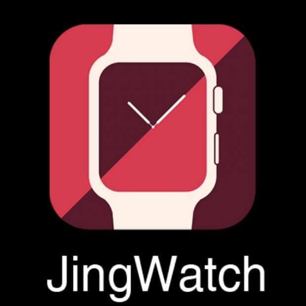 Jingwatch: Apple watch faces Rolex