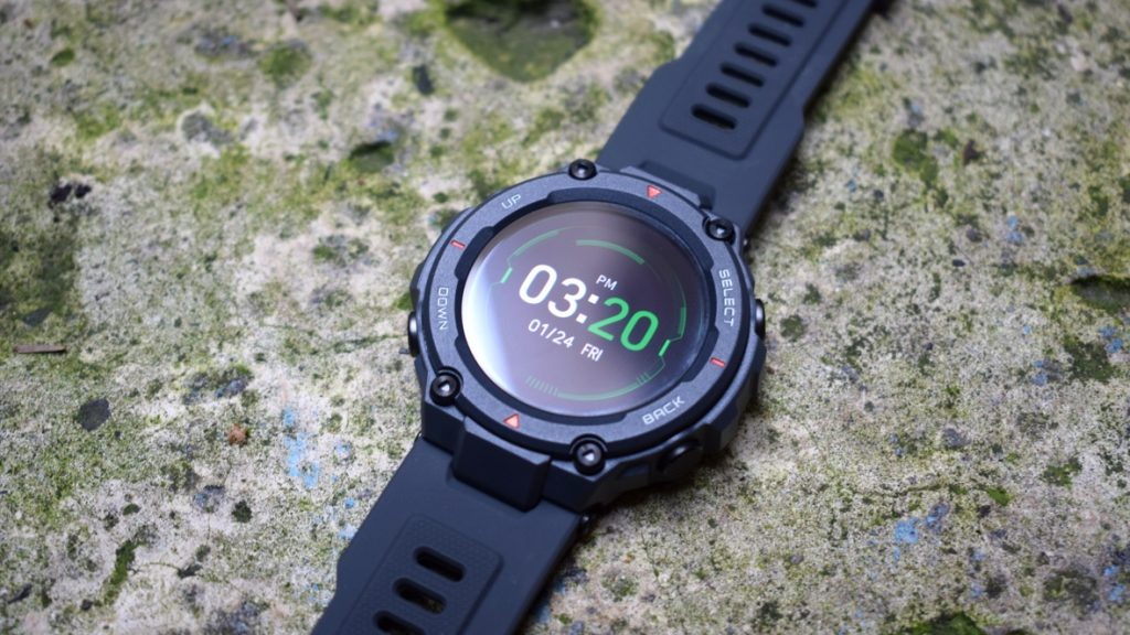 upcoming smartwatches: Amazfit T-Rex
