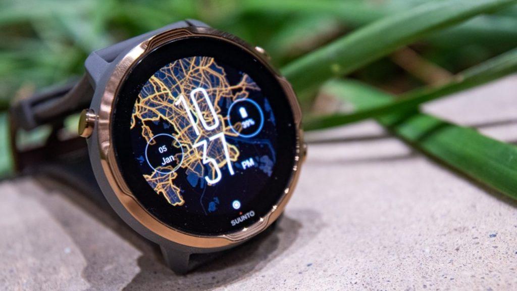 Suunto 7: upcoming smart watch