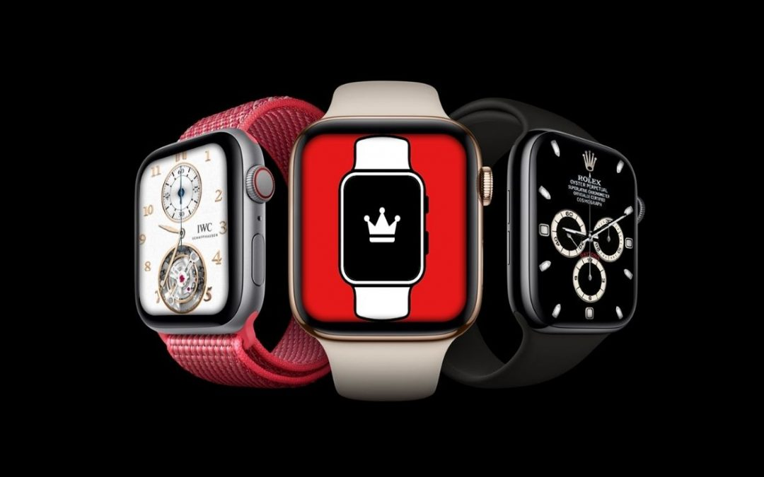 How to Get Apple Watch Faces Rolex?