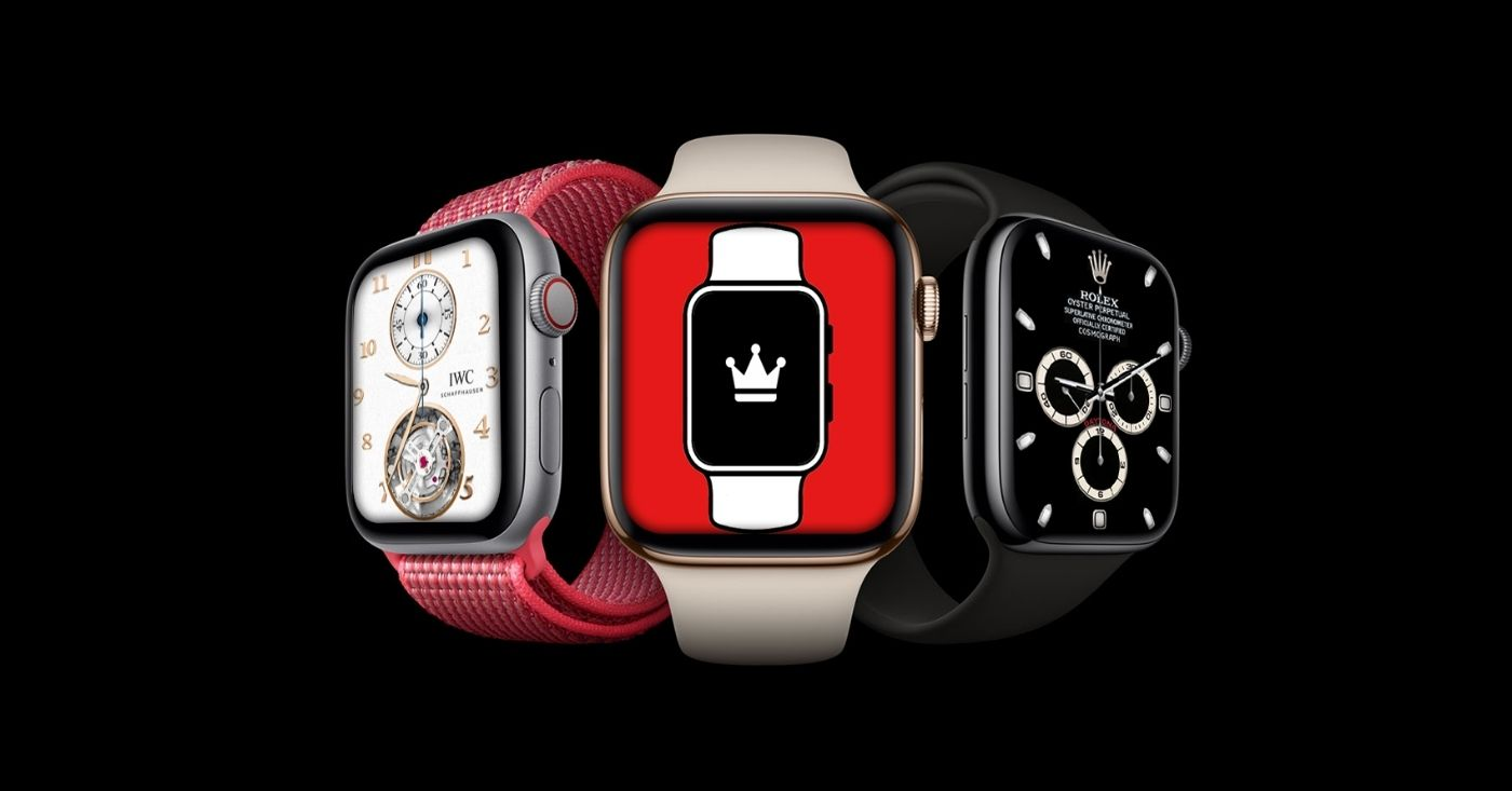 How to Get Rolex Faces on Apple Watch