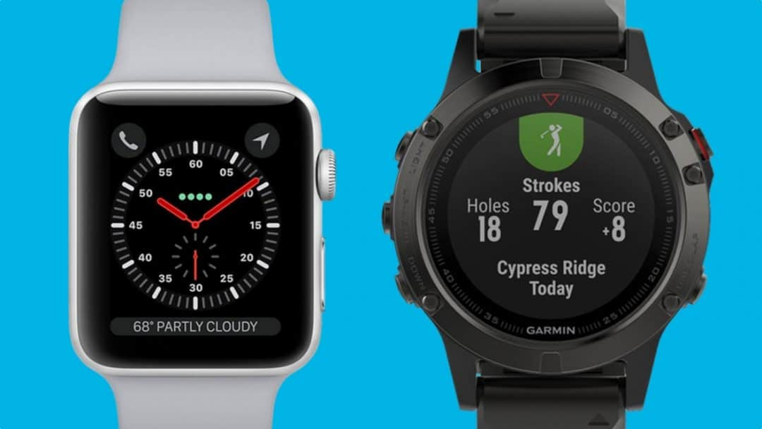 Apple Watch VS Garmin: Which is Better Smartwatch?
