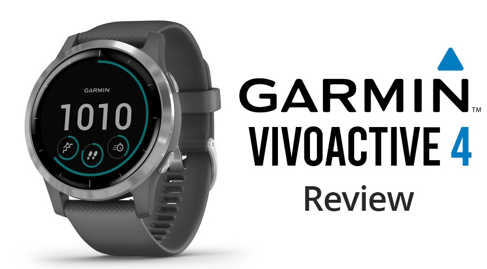 Garmin Vivoactive 4/4S: All Smartwatch Features in One Place