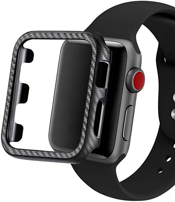carbon fiber apple watch case
