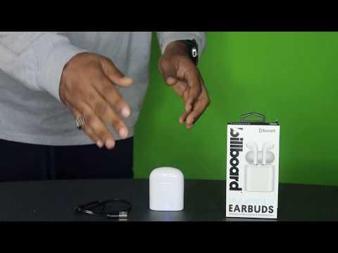 Billboard True Wireless Earbuds