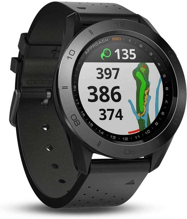 Garmin S60 premium smartwatch review