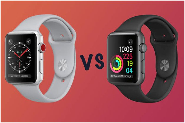 Apple Watch GPS VS Cellular