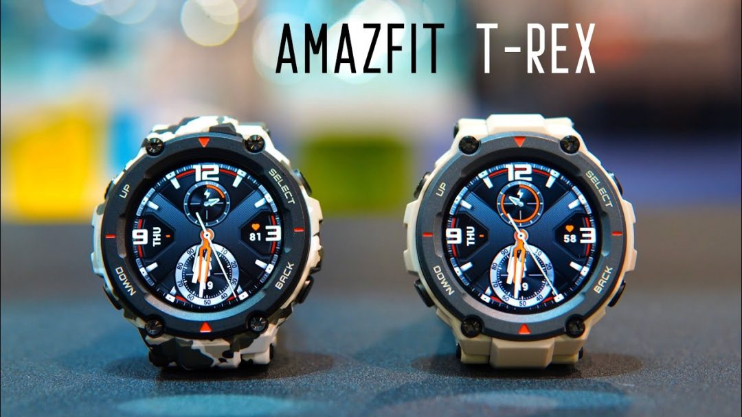 Amazfit T-Rex Review: Best Military Standard Smartwatch