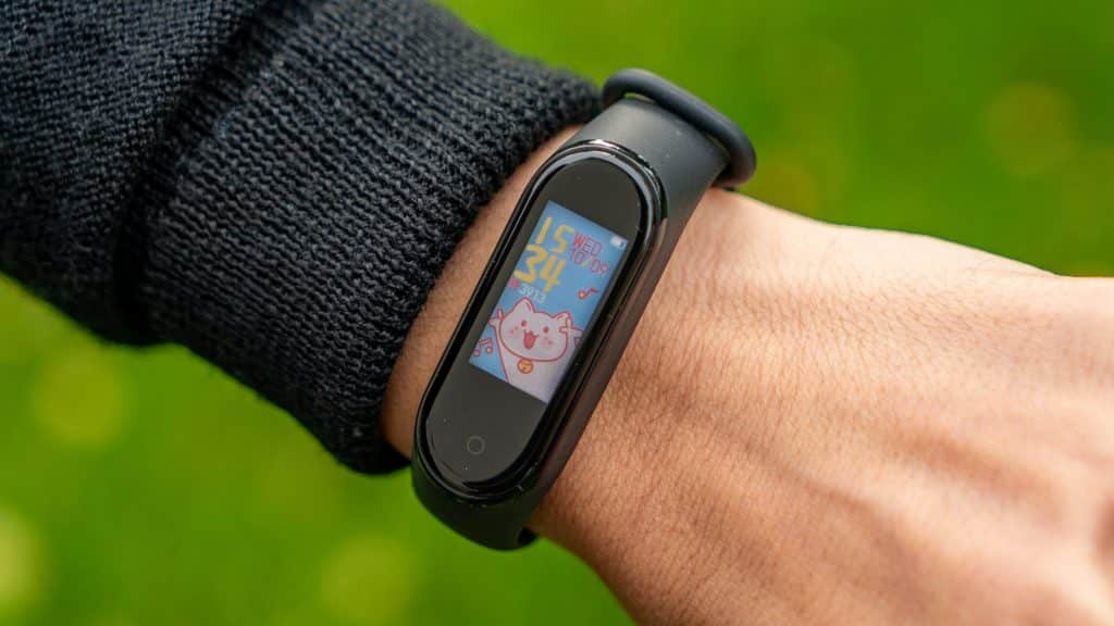 Xiaomi best fitness tracker 2020