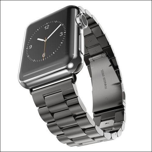 bestbands for space grey apple watch