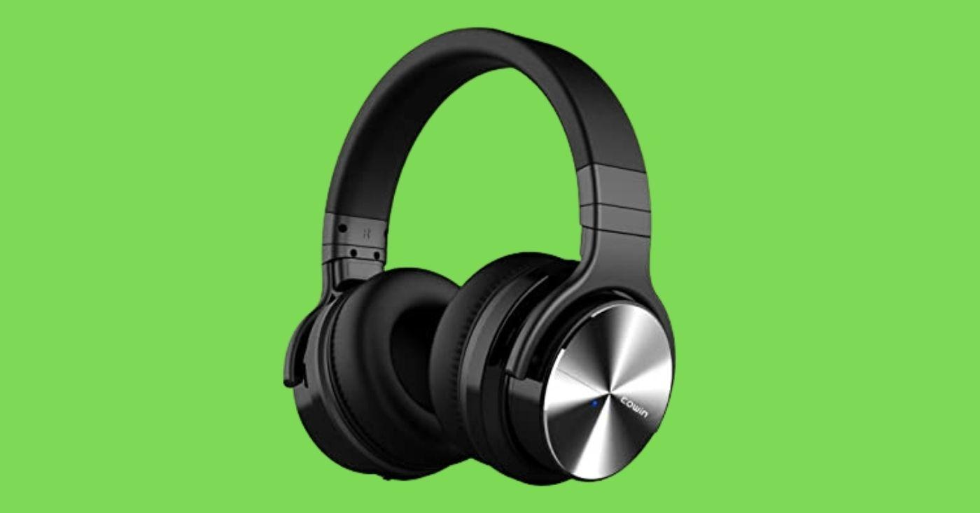 Cowin e7 Active Noise Canceling Headphones Review